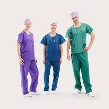 تولید پارچه تترون بیمارستانی